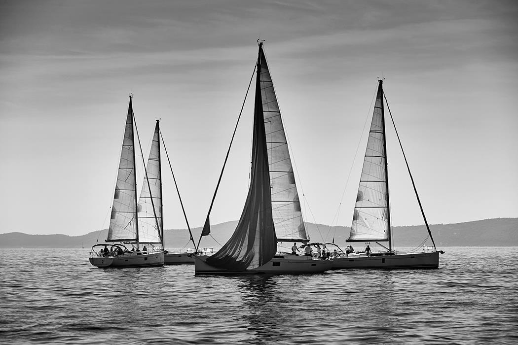 Фотокартина SAILING on the SEA 4