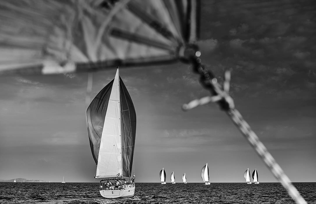 Фотокартина SAILING on the SEA 9