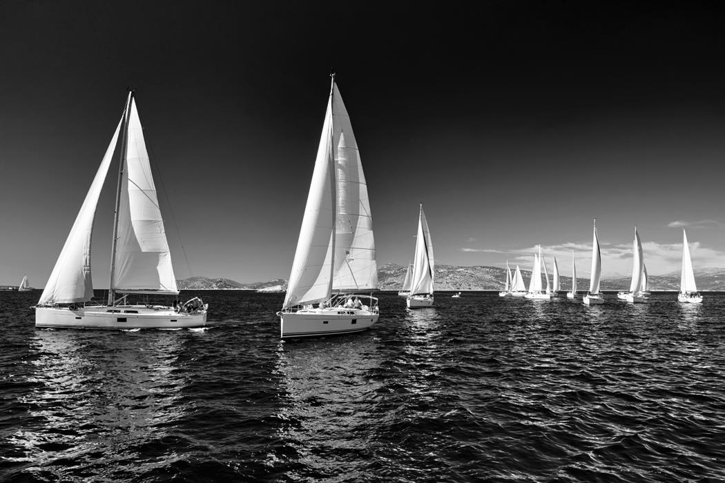 Фотокартина SAILING on the SEA 15
