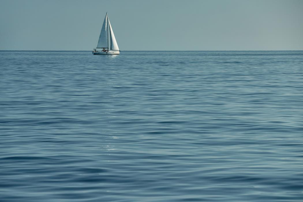 Фотокартина SAILING on the SEA 18