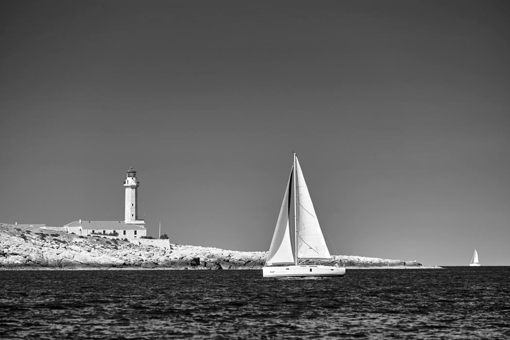 Фотокартина SAILING on the SEA 21