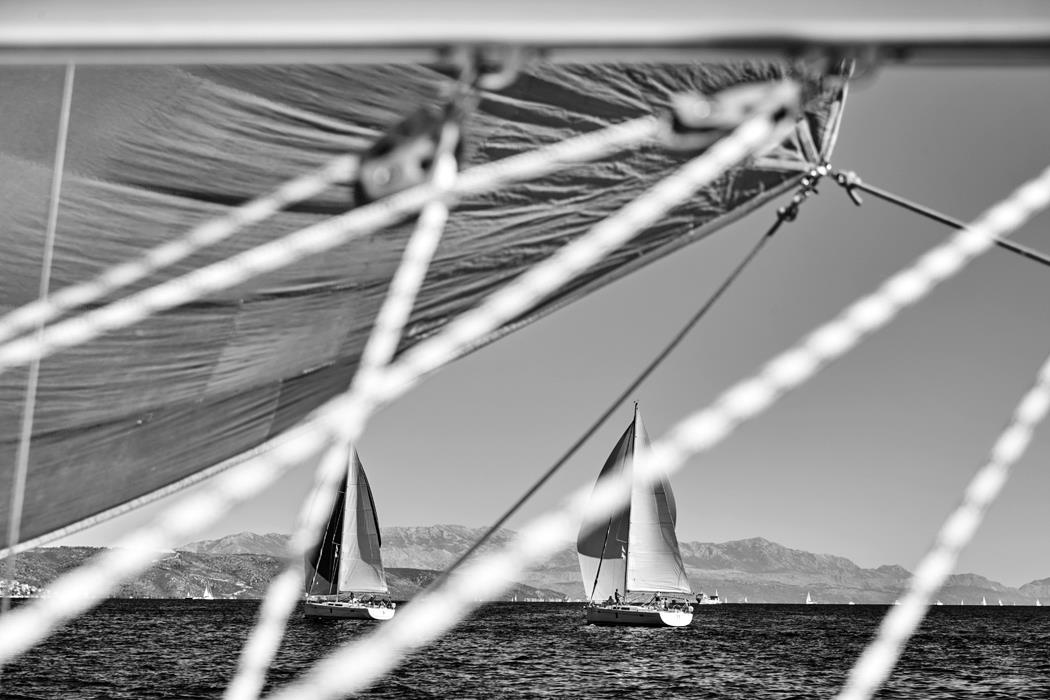 Фотокартина SAILING on the SEA 27