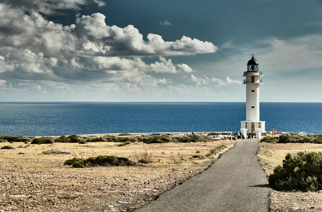 Фотокартина Es Cap de Barbaria Lighthouse 1
