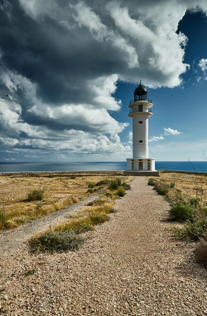 Фотокартина Es Cap de Barbaria Lighthouse 2